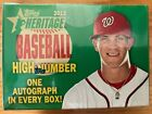 2012 Topps Heritage High Number Baseball Cards 8