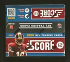 2012 Score Football Box of Packs- Possible Wilson, Luck Rookie Cards, Autographs
