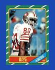 1986 Topps Set Break #161 Jerry Rice ! NM-MT OR BETTER *GMCARDS*