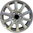 04063 OEM Used Buick Rendezvous 2005 2007 17 inch Wheel Rim Machined w Silver