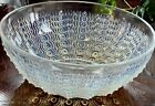 R LALIQUE 1935 Oursins 2 Opalescent 8 Bowl 3308 crystal Glass Mint Rene