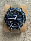Sinn 104 St Sa A B E Limited Edition Blue Dial with Box, Tags, and Booklet.