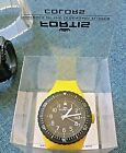 Fortis Colors Swiss Watch.Good timekeeper changeable straps.Rare, Bargain