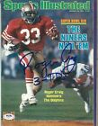 Roger Craig Cards, Rookie Card and Autographed Memorabilia Guide 45