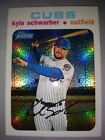 Tyler Kolek, Kyle Schwarber Named 2014 Topps Heritage Minor League Mystery Redemptions 4