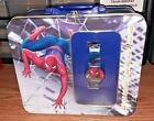 Marvel Spider-Man Spiderman 2 Promo Collector Watch Lunch Box 2004 Kraft Cheese