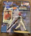 KEN GRIFFEY JR Seattle Mariners Starting Lineup SLU MLB 2000 Action Figure