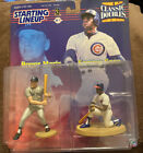 1999 Classic Doubles Roger Maris And Sammy Sosa Starting Lineup Figure