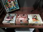 Marvel trading cards sealed box LOT of 3, Bronze Age, 70th & 75th Anniversary