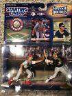 Mark McGwire 1999 Classic Doubles From Minors to Majors Starting Lineup Figures