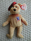 Ty ChariTee PGA golf tour teddy bear Beanie Baby  mint with mint tag