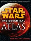 The Essential Atlas Star Wars by Daniel Wallace 9780345477644  Brand New