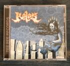 Very Rare OOP   KALAS Feat. MATT PIKE S/T PROMO CD Sleep High On Fire Neurosis