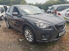 LARGER PHOTOS: MAZDA CX-5 SPORT NAV 2014 , HPI CLEAR, SPARES OR REPAIR, REPAIRABLE, EXPORT
