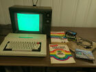 TANDY RADIO SHACK TRS-80 COLOR COMPUTER COCO 2 games manuals Tested
