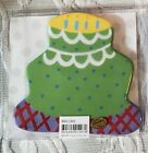 COTON COLORS HAPPY EVERYTHING MINI ATTACHMENT CAKE RETIRED 2010