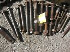 LARGER PHOTOS: Barn Find COACH BOLTS,Garage clear out. Car parts