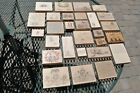 Retired House Mouse Rubber Stamps 24 Piece Lot Plus 4 Stampa Rosa Rubber Stamps