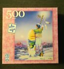 FX Schmid Advent of Spring 500 piece puzzle complete