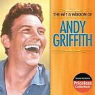 Wit & Wisdom of Andy Griffith by Andy Griffith (CD, Mar-2006, Collectables)
