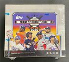 2020 Topps Big League Baseball Factory Sealed Hobby Box