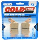 Rear Disc Brake Pads for Husaberg FE 550E 2007 550cc  By GOLDfren