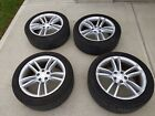 OEM Tesla Model S 19 wheels with tires
