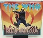THE WHO - LIVE AT THE ISLE OF WIGHT FESTIVAL 2004 [Blu ray/2-CD] [DIGIPAK] NEW