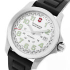 VICTORINOX SWISS ARMY GROUND FORCE TITANIUM AUTOMATIK 2824-2 SWISS UHR + FULLSET