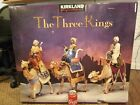 The Three Kings by Kirkland Signature Large Wise Men on Camels 21 Nativity