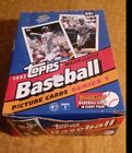 1993 Topps Series 1 MLB Baseball Picture Cards Opened Box