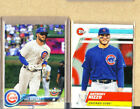 2019 Topps MLB Sticker Collection Baseball Cards 22