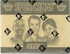 2013 Sportkings Series F Sealed Hobby Box Of 5 Cards 1 Auto Or Memorabilia Per