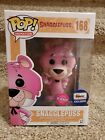 Funko Pop Animation Gemini Collectibles Exclusive Flocked Snagglepuss #168