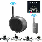 RC Drone Speaker Accessories Megaphone Wireless Small Voice Broadcaster USA SHIP