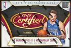 2018 19 Panini Certified Basketball Hobby Box - Luka Doncic Trae Young RC year