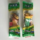 PEZ Disney Lion King 2 PEZ Dispensers: Mufasa and Simba Brand New In bag