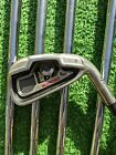 7 x TaylorMade Taylor Made Tour Burner Irons 4 P Reg Shafts Right Handed
