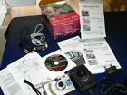 CANON DIGITAL CAMERA POWERSHOT A50 METALLIC SILVER WITH ACCESSORIES, INFO BOXED