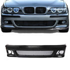 M5 Style Front Bumper Cover For BMW 5 Series E39 97 03 PP W O Fog Lamp