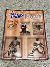 WILLIE MAYS & WILLIE MCCOVEY Starting Lineup Figures BASEBALL GREATS IN PACKAGE!