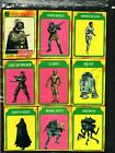 1980 TOPPS EMPIRE STRIKES BACK SERIES 3 COMPLETE SET GOOD TO VERY GOOD TO FEW EX