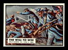 1962 Topps Civil War News Trading Cards 16