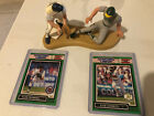 1990 Starting Lineup One On One Alan Trammel and Jose Canseco with Cards