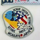 NASA RARE 1986 PATCH CHALLENGER SPACE SHUTTLE DISASTER Christa McAliffe