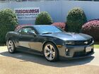 2013 Chevrolet Camaro Camaro ZL1 Coupe 2D V8 Supercharged 6.2 Liter Manual 6 Spd RWD Traction Control StabiliTrak ABS
