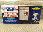 Starting Lineup 1992 Deion Sanders Atlanta Braves Headline Collection Sealed