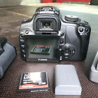 Canon 400D DSLR With Battery Pack And 2x Batteries/charger/sandisk 2gb Card