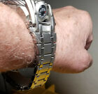 Band Bracelet Replacement Only - Fitting Invicta Bolt Zeus Magnum Watch