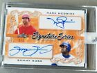 2020 Leaf Signature Series Sports Cards - Checklist Added 28